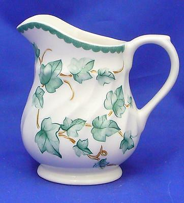 A Bhs British Home Stores 'country Vine' Milk Jug
