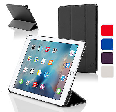Forefront Cases® Black Folding Smart Case Cover Stand Apple iPad Pro 9.7 2016