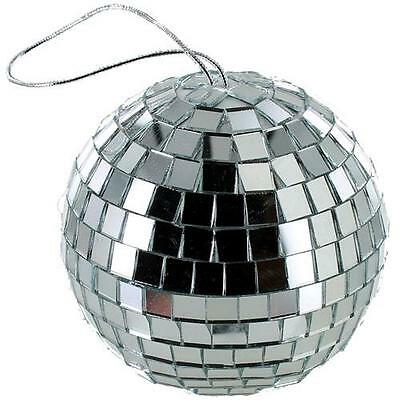 148f867df0749 HUGE 20 IN SILVER MIRROR DISCO BALL party supplies reflection ...