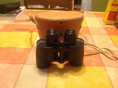 Vintage Kurt Muller 7X35 Binoculars Triple Tested Luminized Coated Lens