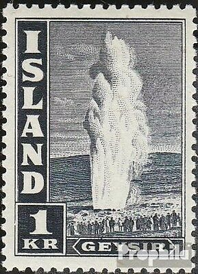 Iceland 239C wide perforation 11 1/2 mint never hinged mnh 1945 clear brands