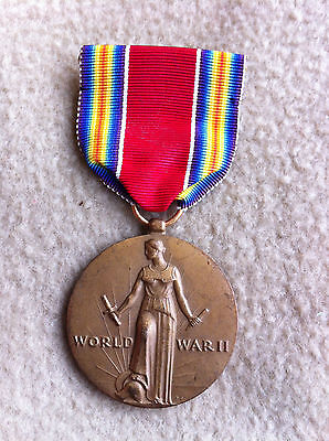 American WW2 Victory Medal