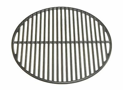 Big Green Egg large Matte Cast Iron Cooking Grid Replacement Part