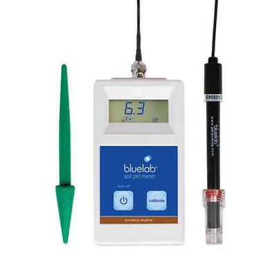 Bluelab Soil pH Meter Handheld - Great for Soil or Coco