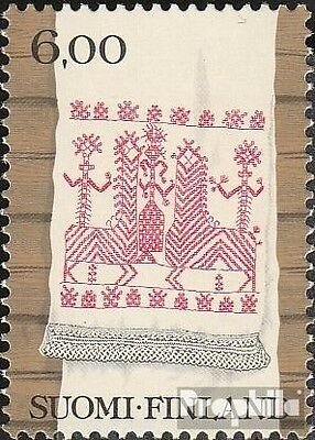 Finland 862 (complete issue) unmounted mint / never hinged 1980 Folk