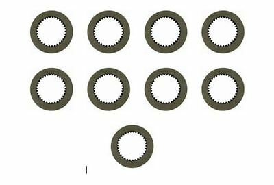 AT339922 Replacement John Deere Transmission Friction Clutch Disc (Pack of 9)