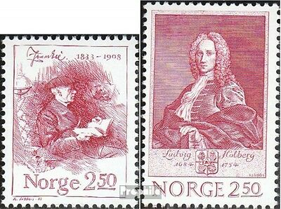 Norway 890,910 (complete issue) unmounted mint / never hinged 1983 special stamp