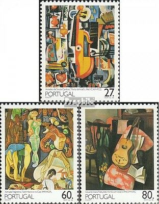 Portugal 1759-1761 (complete issue) unmounted mint / never hinged 1988 Paintings
