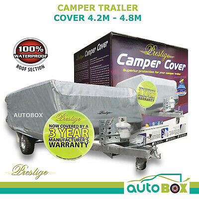 PRESTIGE CAMPER TRAILER COVER 4.2-4.8M 14-16ft suit Jayco Swan Flamingo Penguin