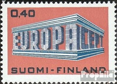 Finland 656 (complete issue) unmounted mint / never hinged 1969 Europe