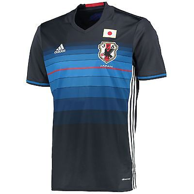 adidas Mens Gents Football Soccer Japan National Team Home Shirt 2016 Jersey