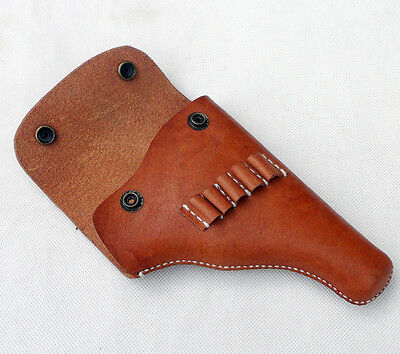 WWII Leather Browning Leather Holster-D5490