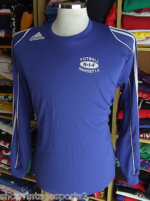 Trikot Nanset IF (M)#3 Adidas Norwegen Shirt Norway Jersey Maglia Vestfold