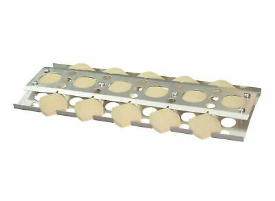 Turbo STS 750-0058-4BRB Stainless Steel Heat Plate Replacement Part