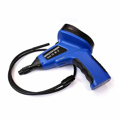 """1m Professional Borescope with 3.5"""" LCD Screen Camera Video Recorder Snake Scope"""