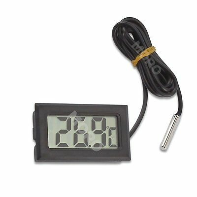 Thermometer LCD Digital Display Indoor Outdoor Temperature Meter OZ Local Ship