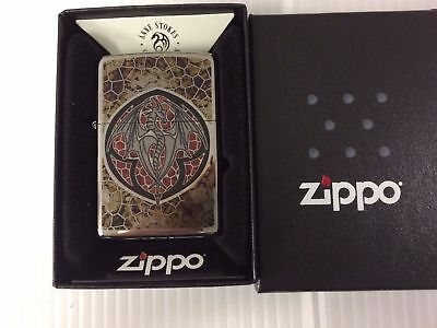 Genuine Zippo Lighters Sons of Anarchy, Ann Stokes designs ,free engraving,