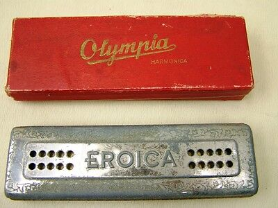 beautiful old Harmonica Eroica