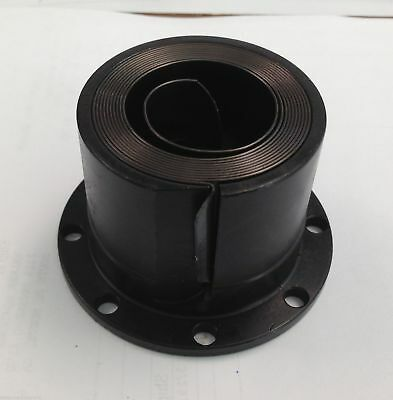 Milling Machine Spindle Quill Return Clock Spring with Cover Case NT40