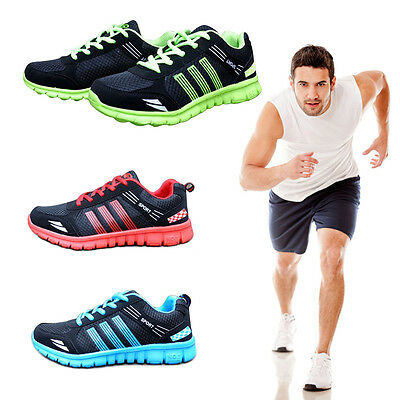 Men Running Sports Shoes Boy Jogging GYM Trainers Sneakers Casual Shoe