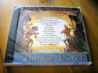 Hans Zimmer - The Prince Of Egypt (Selections From) (Collector's Ed.) CD + bonus