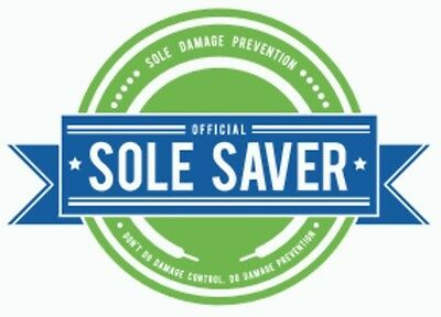 NEW Official Sole Savers for All Sneaker Soles Fits Up To a Size 12