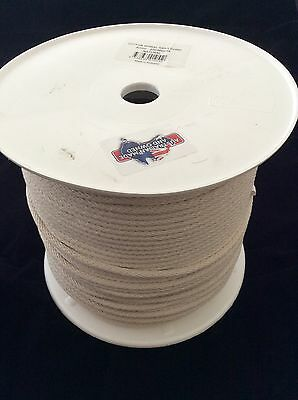 Cotton  Sash Cord 6mm x 20m Quality Australian Made