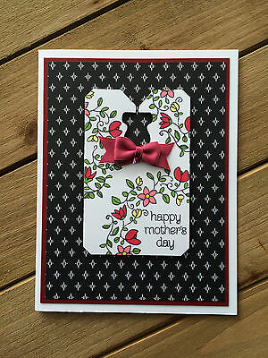 HELLOMIMICARDS - Handmade Greeting Cards - Mothers Day Tag Design