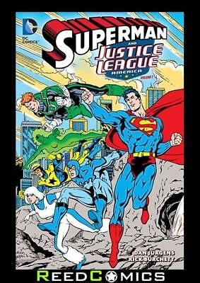 SUPERMAN AND THE JUSTICE LEAGUE OF AMERICA VOLUME 1 GRAPHIC NOVEL (240 Pages)