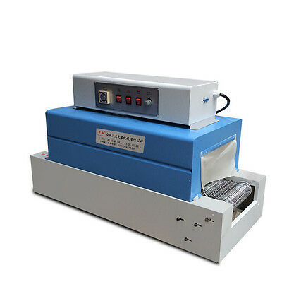 Heat Shrink Packaging Machine Shhrinkable Film Wrapping Machine Packager