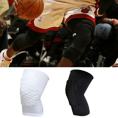 Hot Kids Adult Pad Basketball Leg Knee Short Sleeve Protector Gear New GP