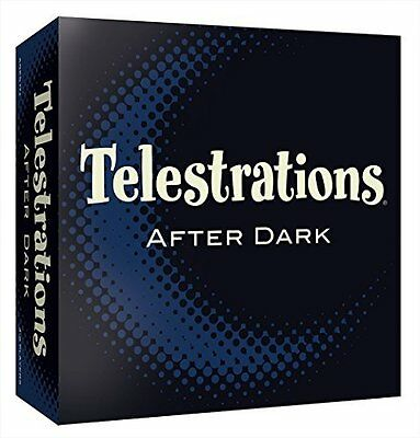 Telestrations After Dark Board Game by USAopoly