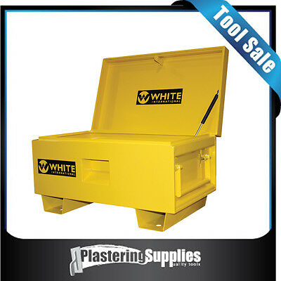 Heavy Duty Site Box   812mm x 483mm x 445mm  Tool Security