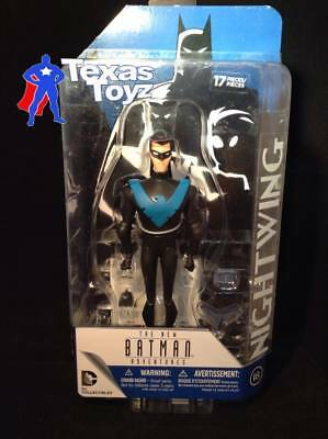 NBA DC Collectibles New Batman Animated Adventures Nightwing 6in. Action Figure
