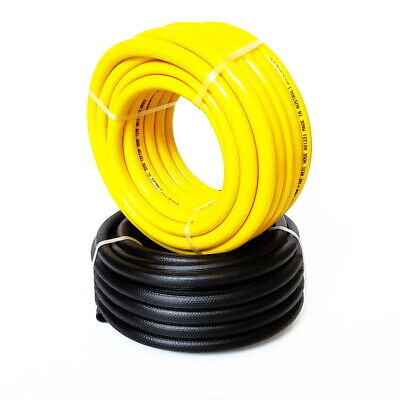 "Fire Hose 19mm x 20 metres - UV Stabilised Ribbed Australian 3/4"" Fire Reel Hose"
