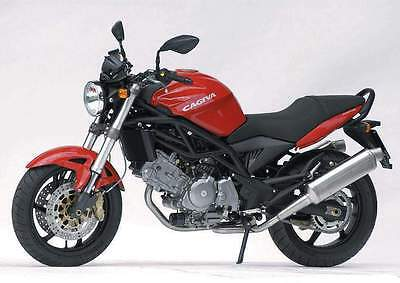 Manuale di Officina cagiva raptor 650 i.e. INTROVABILE !!!