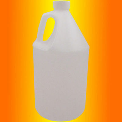 25 x 1 Gallon HDPE Food Grade Plastic Jug with 38mm Child Safe F217 Lined Cap
