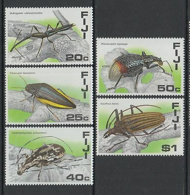 Fiji 1987 Insects MNH