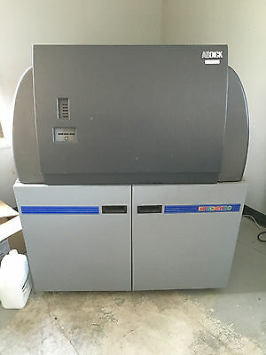 AB Dick DPM34 HSC Digital Plate Maker & Harlequin RIP