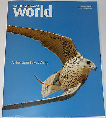 Saudi Aramco World Magazine Vol 63 No 2 March/April 2012 A Heritage Takes Wing