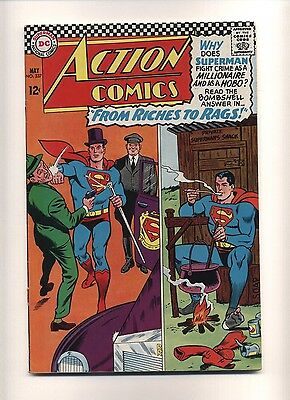 Action Comics 337 (VG-) Superman; Silver Age; DC Comics; 1966 (c#05181)