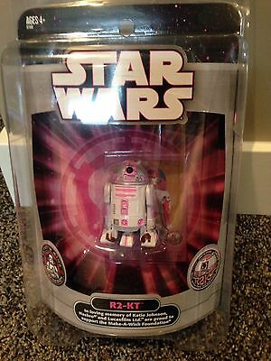 Star Wars San Diego Comic Con SDCC R2 KT make a wish Sealed R2-KT Not R2-D2