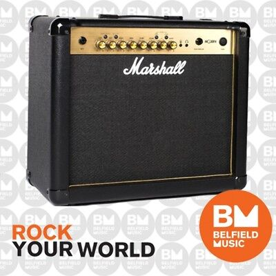 Marshall MG30GFX Guitar Amplifier Combo Amp 30W FX GOLD SERIES Replaced MG30CFX