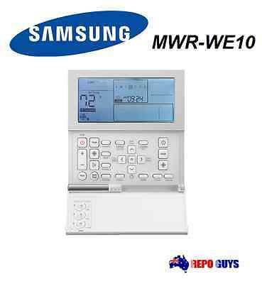 Samsung Ducted Air Conditioner Premium Wired Remote Controller MWR-WE10