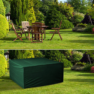 Durable Waterproof Protection Cover For 4-6 seater Patio Furniture Table Chair