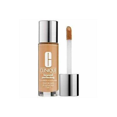CLINIQUE beyond perfecting fondotinta e concealer 2 in 1 n.6 ivory