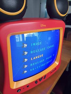Mickey Mouse Television 13'' DT1350-C
