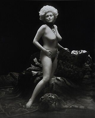 Herb Ritts Decades Limited Edition B&W Photo Print 45x56cm Sophie Dahl Nude 1900