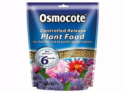 396110 Osmocote Controlled Release Plant Food Pouch - 750g