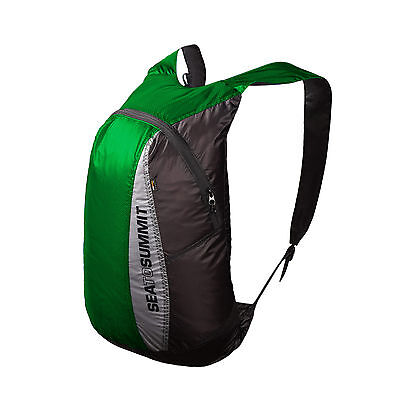Sea To Summit Ultra Sil Day Pack 20L Green Lightweight Ultrasil Daypack Rucksack